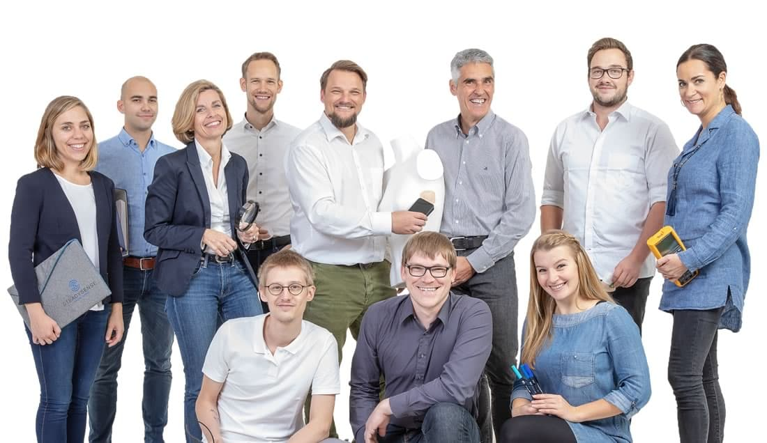 SteadySense team picture